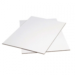 48x96 White Cardboard Sheets