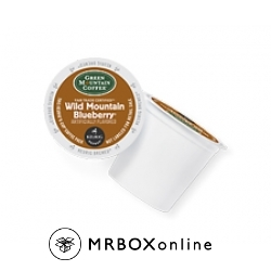 GREEN MOUNTAIN COFFEE® Wild Mountain Blueberry Coffee Light Roas