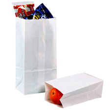 Grocery Bags White paper