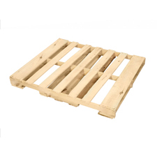 D Container Wooden Pallet
