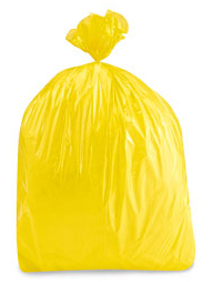 33x39 Low Density Heavy Yellow Can Liner