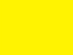 "5x3"" Yellow Fluorescent Labels"