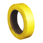 1/2x9000x.022 Yellow Standard Grade Polystrapping