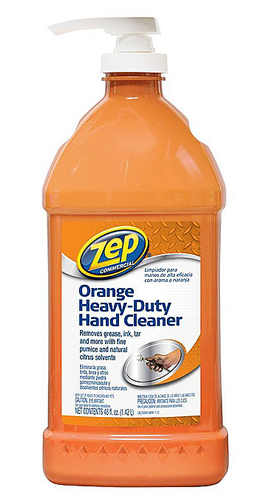 Zep Orange Heavy Duty Hand Cleaner 48 OZ