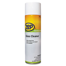Zep Glass Cleaner Can 12oz