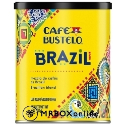 Cafe Bustelo Brazil Dark Ground Coffee with a $525 order