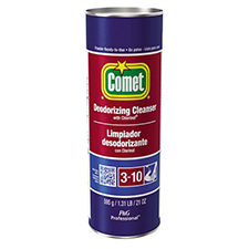 Comet Cleanser with Clorinol Powder