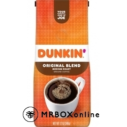 Dunkin' Donuts Original Ground Medium Coffee with a $525 order