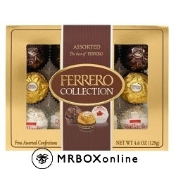 Ferrero Rocher with a $625 order