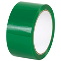 2x110yds Green Plastic Box Tape