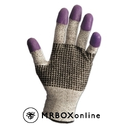 Cut Resistant Nitrile Gloves Large