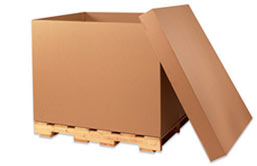 Half Slotted Container (HSC)
