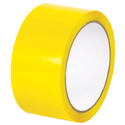"2""x110yds Yellow Plastic Box Tape"